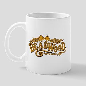 Deadwood Saloon Mug