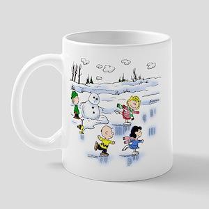 Snow Scene Mug