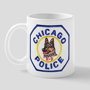 Chicago PD K9 Mug