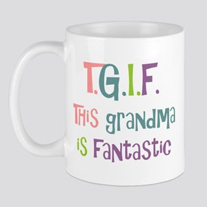 Grandma is Fantastic Mug
