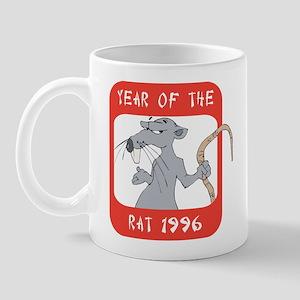 Year of The Rat 1996 Mug