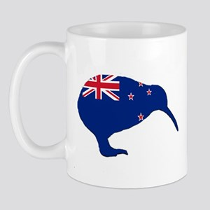 New Zealand Kiwi Mug