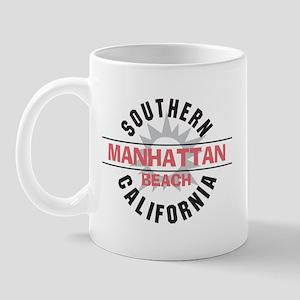 Manhattan Beach CA Mug