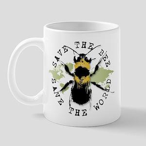Save The Bee... Mug
