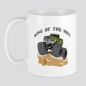 Rock Crawling 4 Wheeling Mug