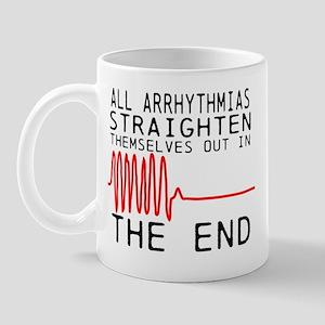 Arrhythmias Mug