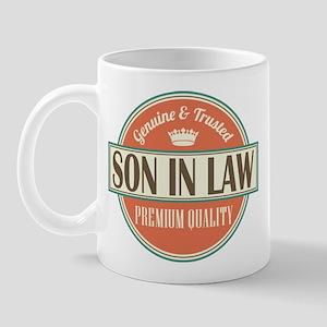 Son In Law Mug