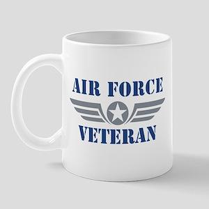 Air Force Veteran Mug