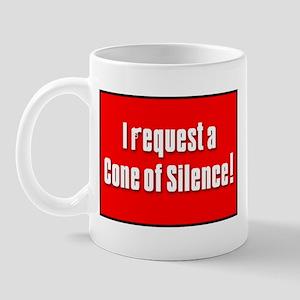 Cone of Silence Get Smart Mug