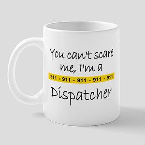 Police Tape Dispatcher Mug