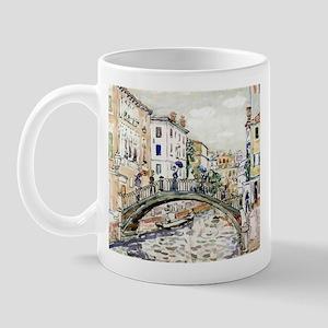 Maurice Prendergast Little Bridge Mug