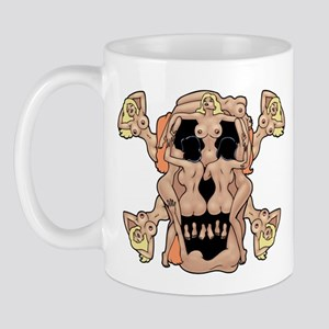 Nudie Pirate Mug