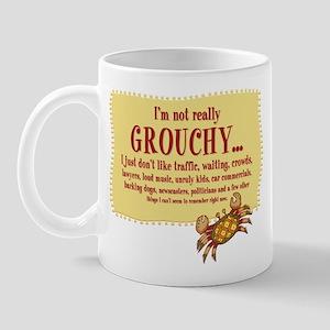 Grouchy Crab Mug