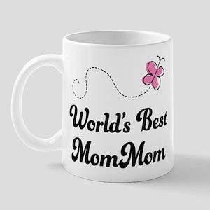 Worlds Best MomMom Mug