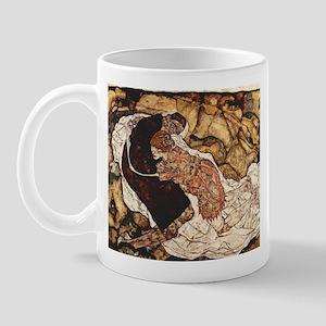 Egon Schiele Death And The Woman Mug