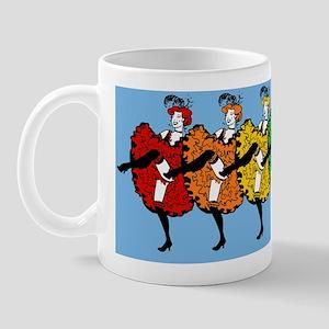 rainbow-cancan_15x18 Mug
