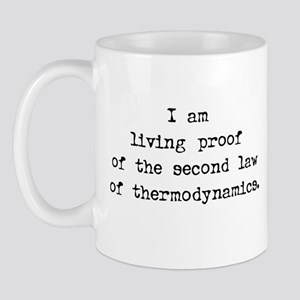 LIVING PROOF - Mug