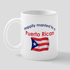 Happ Married Puerto Rican 2 Mug