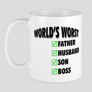 World's Worst: Mug