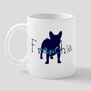 Frenchie Craze Mug