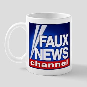 Faux News Channel - Mug
