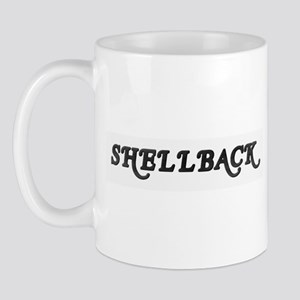 SHELLBACK Mugs