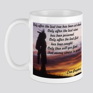 Native Prophecy - Environment Mug