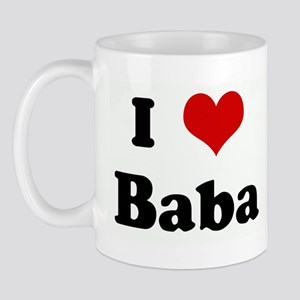 I Love Baba Mug