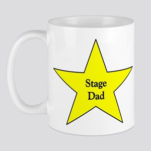 Proud Stage Dad Mug