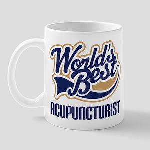 Worlds Best Acupuncturist Mug