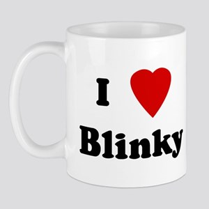 I Love Blinky Mug