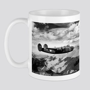 B-24 Flying High Mug