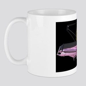 James Webb Space Telescope, artwork Mug