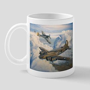 B-17 Shack Rabbit Mug