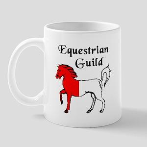 Equestrian Guild Mug