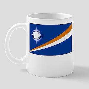 The Marshall Islands Flag Picture Mug