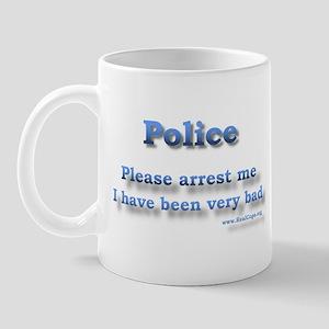 Please arrest me Mug