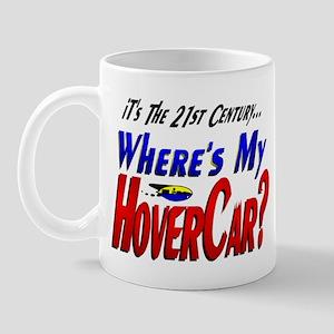 Where's My HoverCar Mug