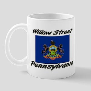 Willow Street Pennsylvania Mug