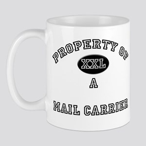 Property of a Mail Carrier Mug