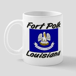 Fort Polk Louisiana Mug