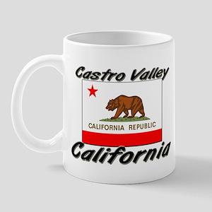 Castro Valley California Mug