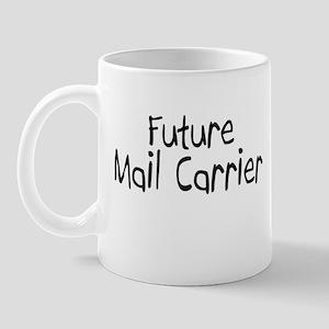 Future Mail Carrier Mug