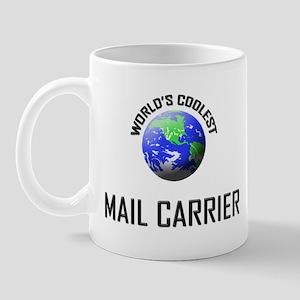 World's Coolest MAIL CARRIER Mug