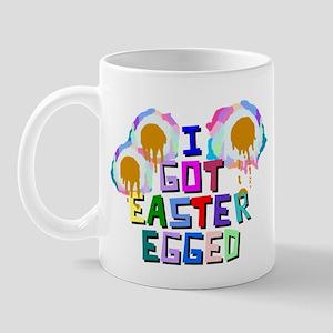 I Got Easter Egged Mug
