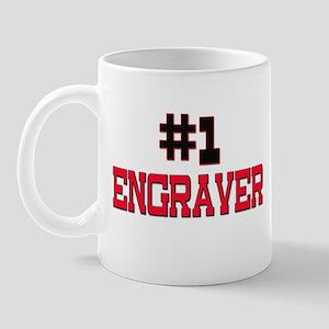 Number 1 ENGRAVER Mug