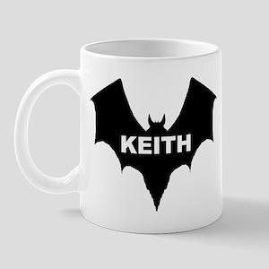 BLACK BAT KEITH Mug