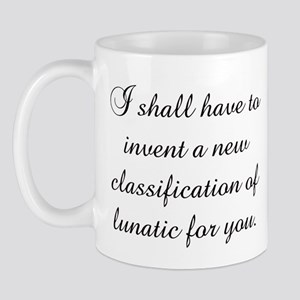 New Classification Mug