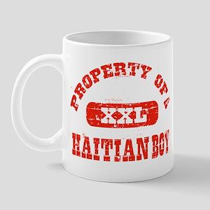Property of a Haitian Boy Mug