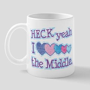 The Middle TV Show Mug